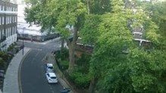 Studios2Let Serviced Apartments - Cartwright Gardens: View from room 30