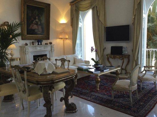 Palazzo Avino: suite