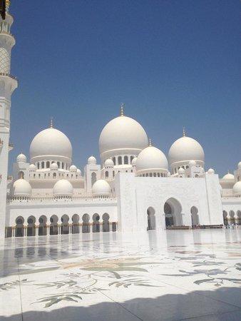 Mosquée Cheikh Zayed : Beautiful