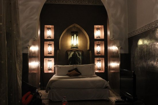 Riad Granvilier: Our beautiful suite