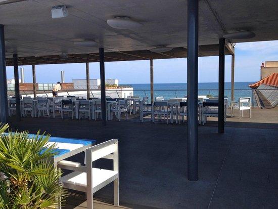 Le Meridien Ra Beach Hotel & Spa : l'espace grillades