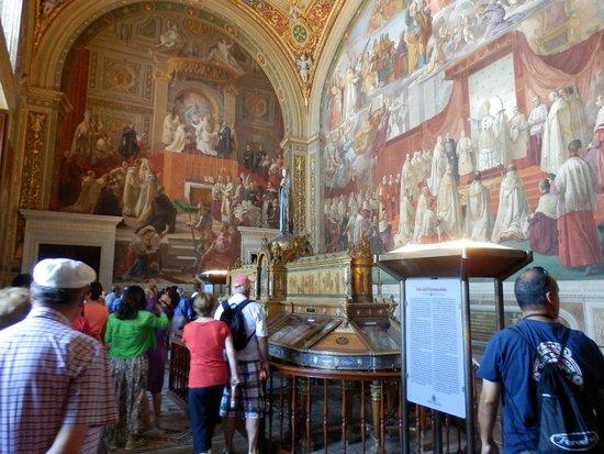 Vatikanische Museen (Musei Vaticani): Vatican museum