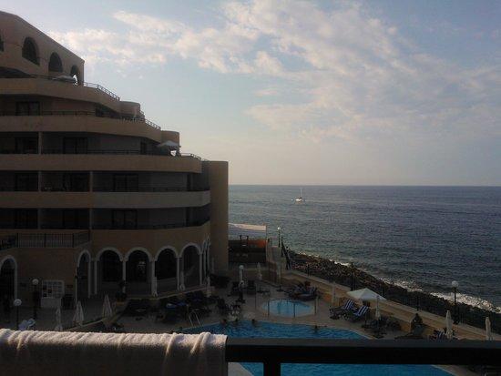 Radisson Blu Resort, Malta St Julian's: View from room