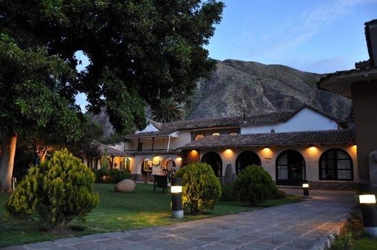 Sonesta Posadas del Inca Yucay: Eingangsbereich