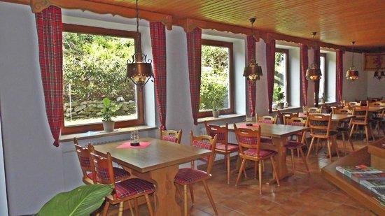 Scottish Highlander Guesthouse: Gastraum/ Frühstücksraum