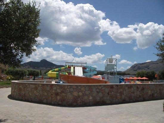 Mikri Poli Rhodos Resort: water park