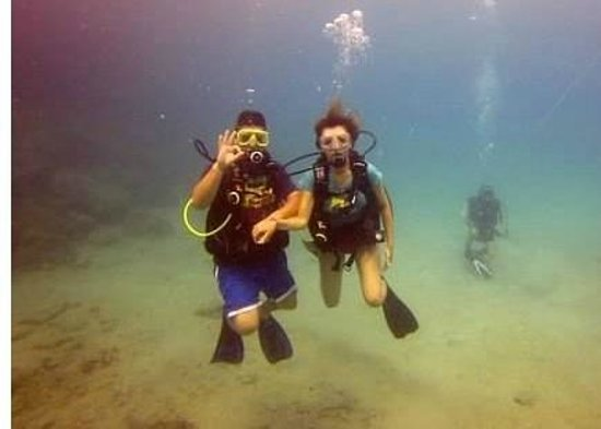 N2theBlue Scuba Diving: J and Jo w N2 the Blue