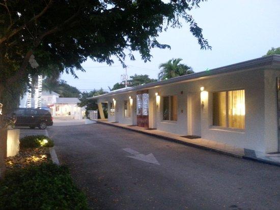 Orchid Key Inn: where 104 is