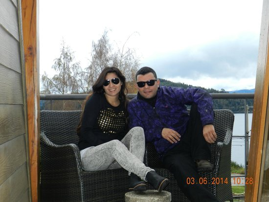 Rochester Hotel Bariloche: Hermosos días en bariloche