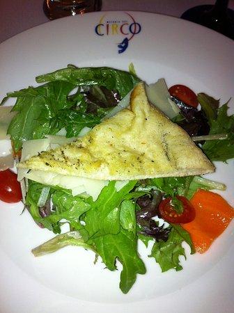 Circo : Salada do menu preço-fixo para almoço