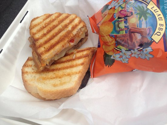 The Beardmore Bistro: Delicious Panini selections!