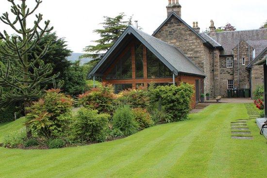 Craigatin House & Courtyard: Außenbereich