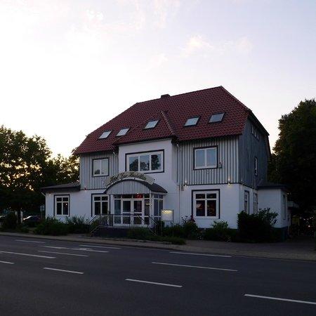 Gastehaus Sudheide: Zur Heideblüte - Von Aussen