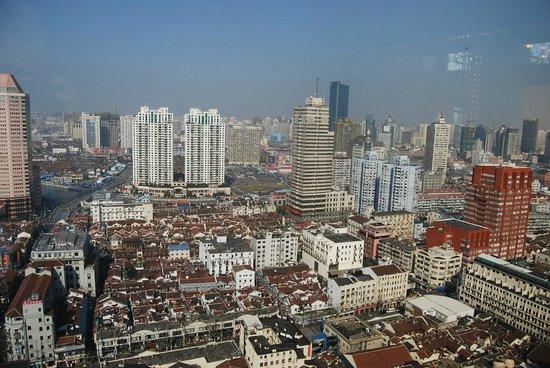 Sofitel Shanghai Hyland : Another panoramic view