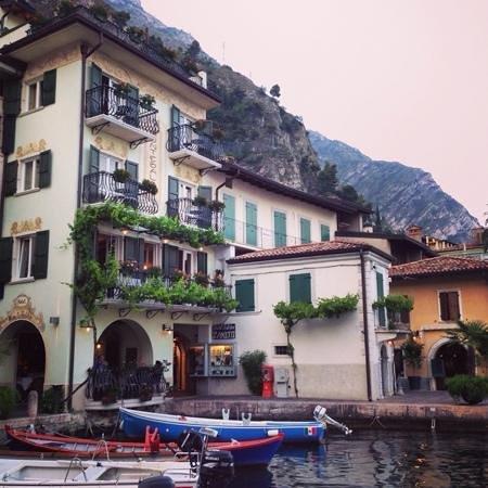 Hotel Monte Baldo : Hotel