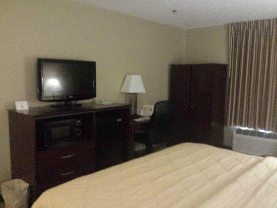 Comfort Inn New River: Room