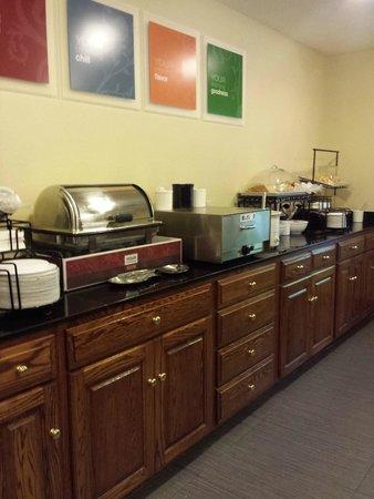 Comfort Inn New River: Breakfast