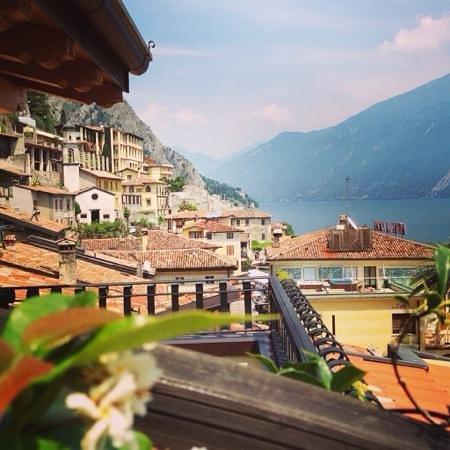 Hotel Monte Baldo : zimmeraussicht