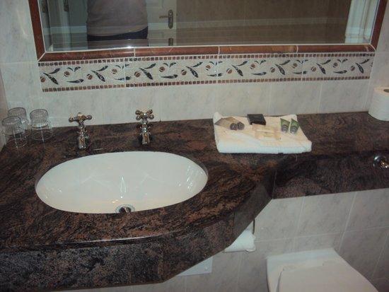 Woodlands Hotel: Sink