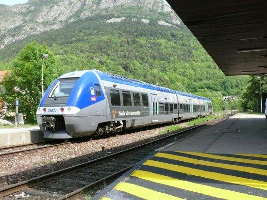 """Train des Merveilles: Der """"Wunderzug"""""""