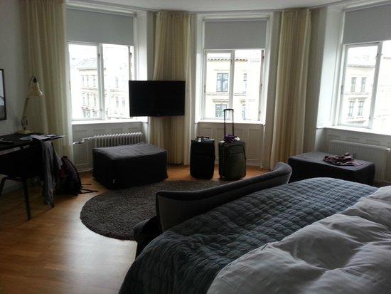 Ibsens Hotel: room 556