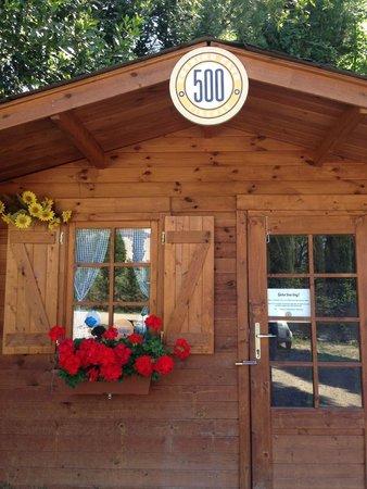 500 Touring Club - Headquarters
