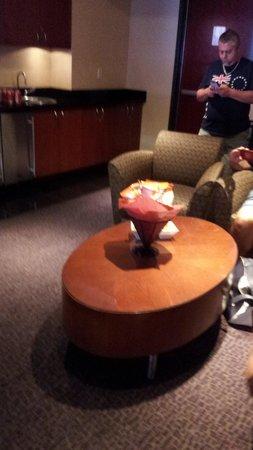 Staples Center: vip suite