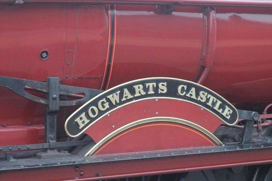 The Railway Touring Company: Hogwarts