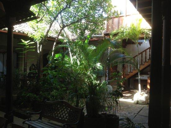 Hotel Casa Antigua: Nice Courtyard