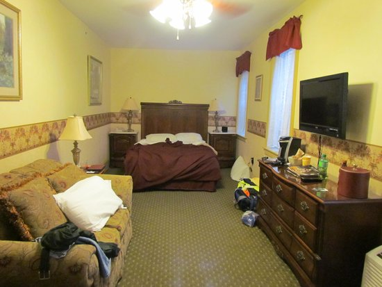 Inn at Jim Thorpe: Room 307