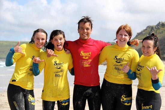 Smart Surf School: Bert