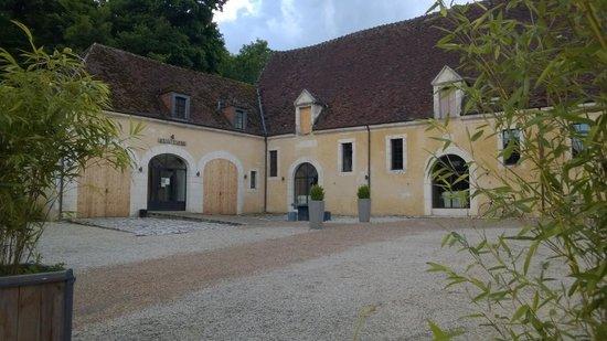 Chateau de Villeray : SPA POM