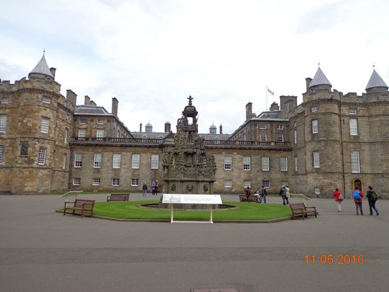 Palace of Holyroodhouse: Holyroodhouse