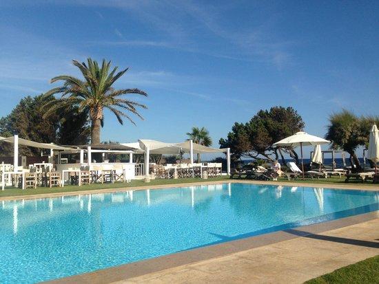 Gecko Hotel & Beach Club: Pool Area