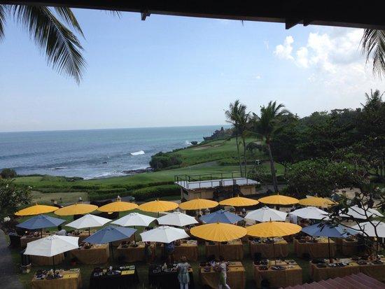 Pan Pacific Nirwana Bali Resort: Cooking class was awesome