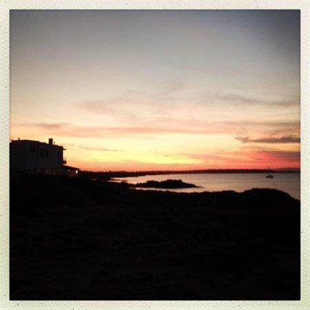 Gecko Hotel & Beach Club: Formentera Sunset