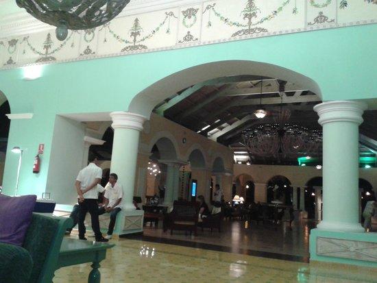 Iberostar Hacienda Dominicus : lobby del hotel