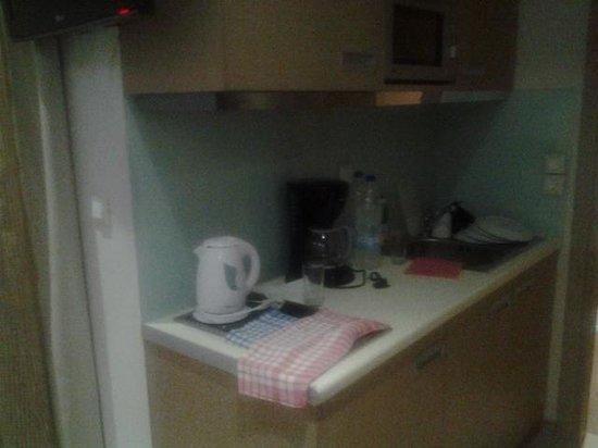 Anna's House : Küche