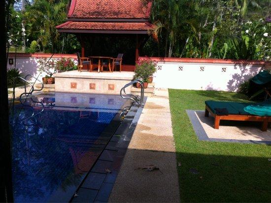 Banyan Tree Phuket : Ma piscine