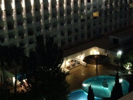 Club MAC Alcudia: View from balcony