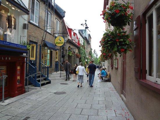 Old Quebec: Quebec old city