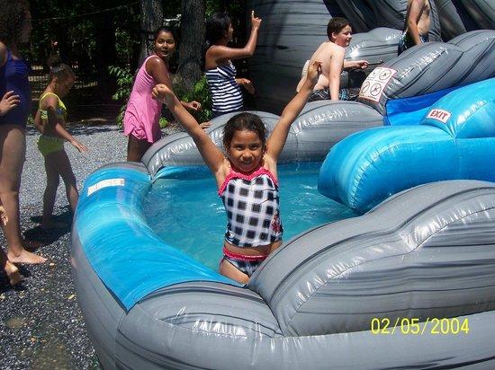 Yogi Bear's Jellystone Park Camp-Resort at Tall Pines : Fun Zone