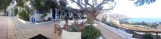 Lentas, กรีซ: casa doria panoramica