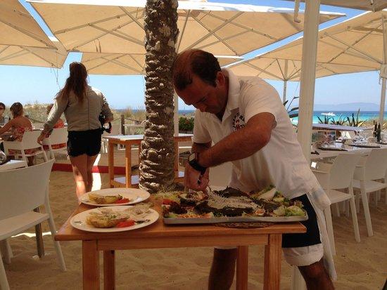Juan y Andrea: Fesh Seafood