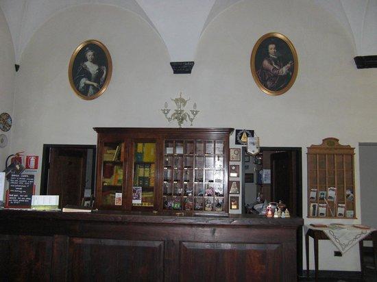 Palazzo Fieschi: reception