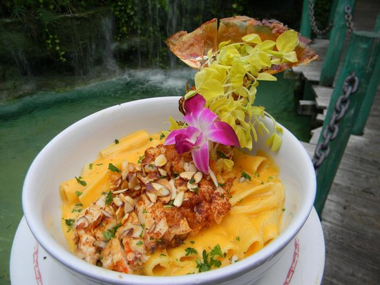 Lobster Mac and Cheese. - Picture of Mai-Kai Restaurant & Lounge, Fort Lauderdale - TripAdvisor