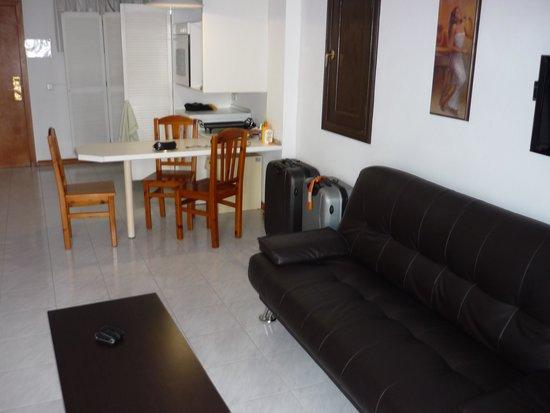 Apartamentos Océano: room