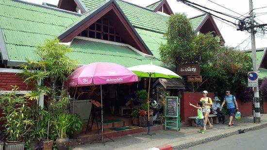 Huen Phen: 店先