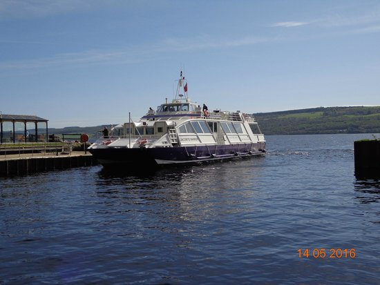 Loch Ness by Jacobite: Loch Ness Cruise