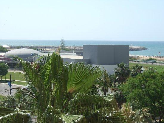 Dom Pedro Marina : View from room